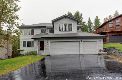 Eagle River Single Family Home For Sale: 20243 Constitution Drive