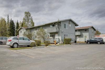 Anchorage Single Family Home For Sale: 180 Grand Larry Street