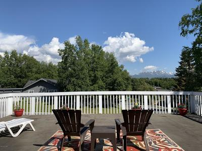 Anchorage Single Family Home For Sale: 9410 Arlene Drive