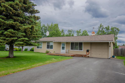 Anchorage Single Family Home For Sale: 2421 Lyvona Lane