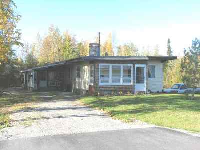 Single Family Home Sold: 2431 Old Richardson Highway