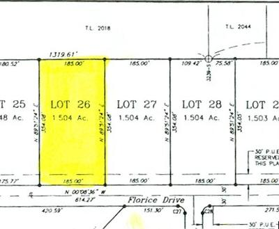 North Pole Residential Lots & Land For Sale: Lot 26 Greer