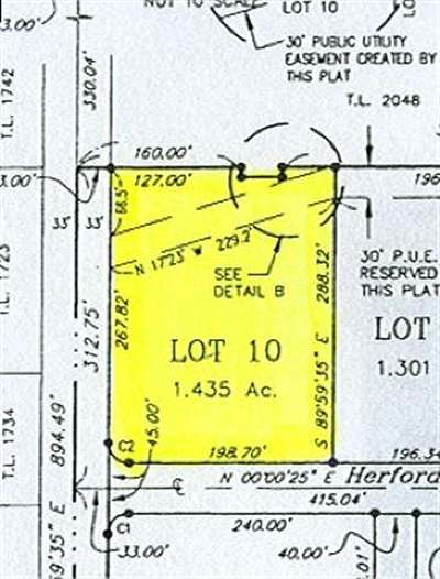 North Pole Residential Lots & Land For Sale: Lot 10 Greer