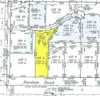 Residential Lots & Land For Sale: Lot 3 Greer
