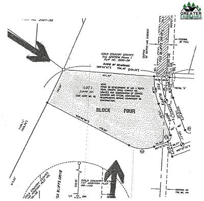 Fairbanks Residential Lots & Land For Sale: Lot 1 Polkadot Drive