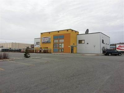 Fairbanks Commercial For Sale: 1288 Sadler Way