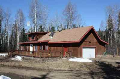Single Family Home Sold: 6911 Chena Hot Springs Road