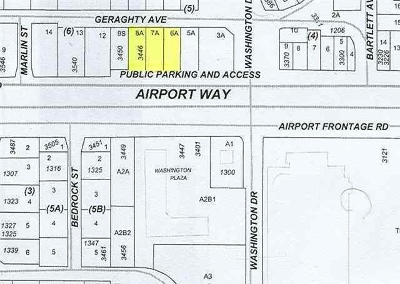 Commercial Lots & Land Sold: Nhn Airport Way