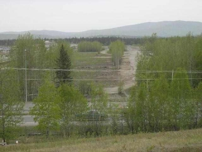Fairbanks Commercial Lots & Land For Sale: Nhn Harold Bentley Ave
