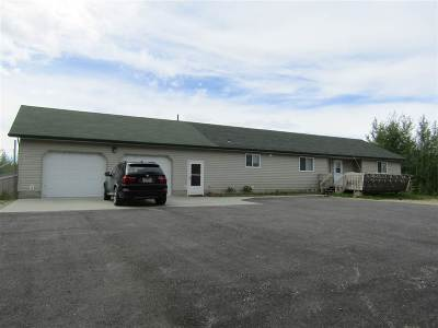 Delta Junction Single Family Home For Sale: Nhn Cranberry Street