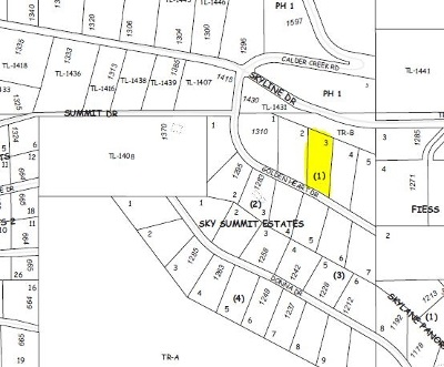 Residential Lots & Land For Sale: Lot 3 Golden Heart Drive