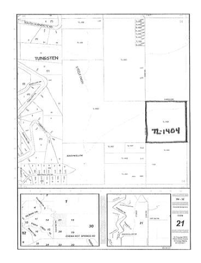 Residential Lots & Land Sold: Tl 1404 Esro Road