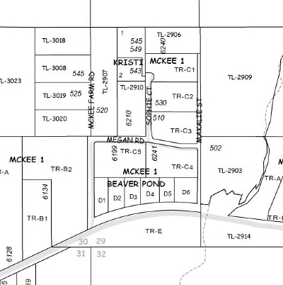 Residential Lots & Land For Sale: Lot D-3 Chena Hot Springs Road