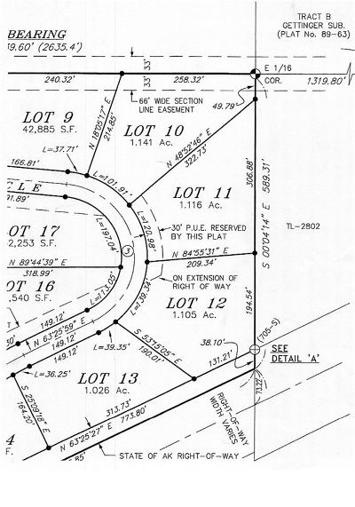 Fairbanks Residential Lots & Land For Sale: 760 Moosewood Circle