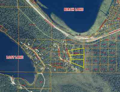Salcha Residential Lots & Land For Sale: Nhn Lost Lake Road