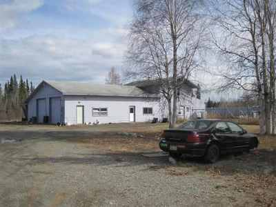 NORTH POLE Commercial For Sale: 3068 Badger Road