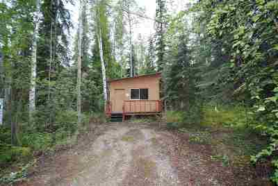 North Pole Single Family Home For Sale: 3837/3839 Lyle Avenue