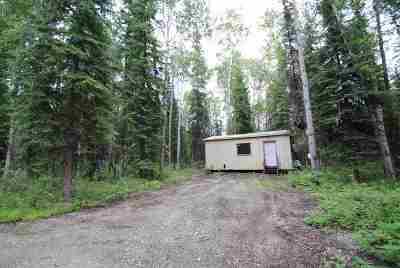 North Pole Single Family Home For Sale: 3855 Lyle Avenue