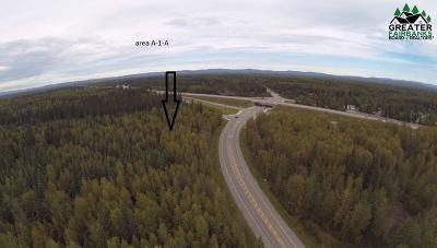 North Pole Commercial Lots & Land For Sale: Nhn Buzby Road