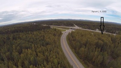North Pole Commercial Lots & Land For Sale: 2801 Richardson Highway