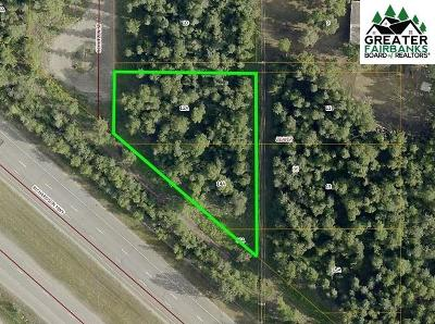 North Pole Residential Lots & Land For Sale: 2498 Schutzen Street