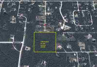 Residential Lots & Land For Sale: 1185 Ichabod Street