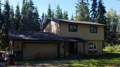 NORTH POLE Single Family Home For Sale: 3405 Spruce Branch Drive