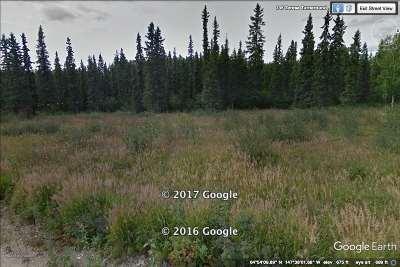 Fairbanks Residential Lots & Land For Sale: L8b1 Nhn Teresa Turnaround/McGrath