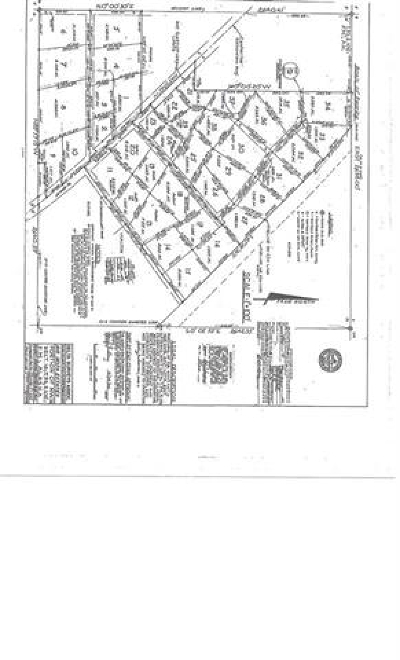 Delta Junction Residential Lots & Land For Sale: Nhn Terri Lane