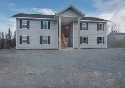 North Pole Multi Family Home Pending-Contingency: L1&2 Nhn Finell Drive