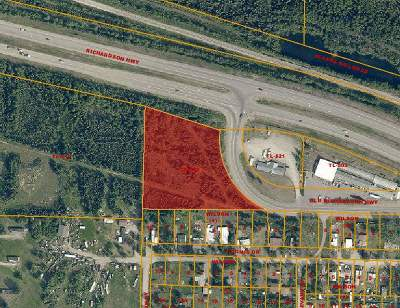 NORTH POLE Commercial Lots & Land For Sale: Nhn Richardson Highway