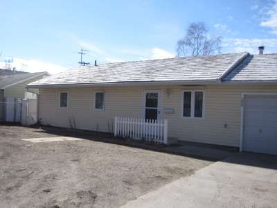 Fairbanks AK Single Family Home For Sale: $229,500
