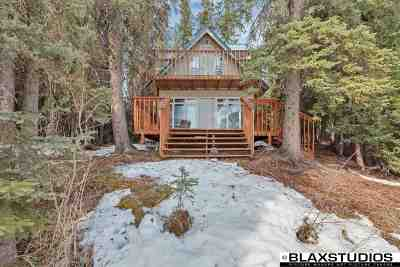 Fairbanks Single Family Home For Sale: 5103 Chena Hot Springs Road