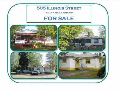 Commercial For Sale: 505 Illinois Street