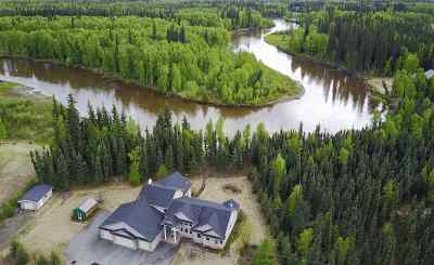 Fairbanks Single Family Home For Sale: 2435 Chief Nickoli Loop