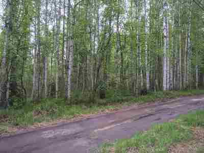 North Pole Residential Lots & Land For Sale: Nhn Carl Crosman Way