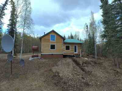 Fairbanks Single Family Home For Sale: 7954 Steese Highway