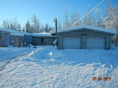 North Pole AK Single Family Home For Sale: $48,000