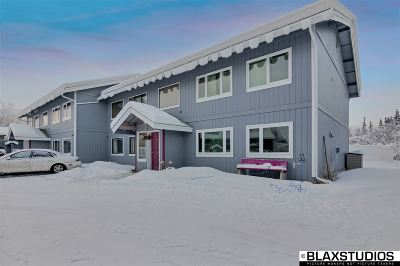 Fairbanks Condo/Townhouse For Sale: 193 Palace Circle