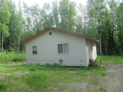 Fairbanks Single Family Home For Sale: 320 Little Chena Drive