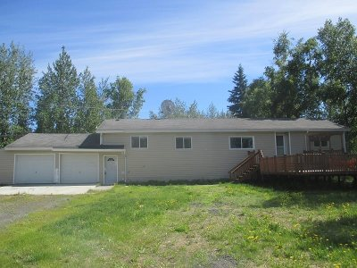 North Pole Single Family Home For Sale: 1164 Toni Court