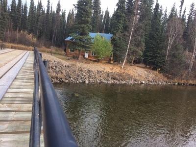 Fairbanks Single Family Home For Sale: Nhn Chena Hot Springs Road