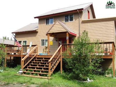 Delta Junction AK Single Family Home For Sale: $285,000