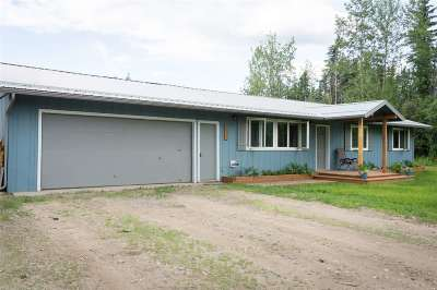 North Pole Single Family Home For Sale: 1329 Snowbird Drive