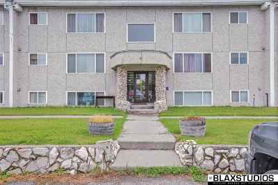 Fairbanks Condo/Townhouse For Sale: 81-5 Slater Drive