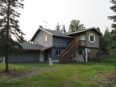 North Pole Single Family Home For Sale: 2594 Kalispell Loop