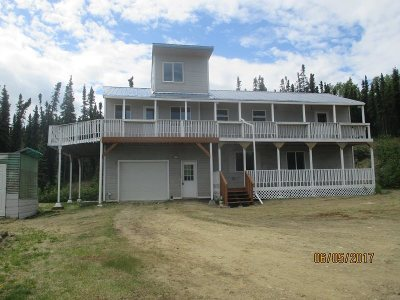 Fairbanks Single Family Home For Sale: 5260 Old Ridge Trail