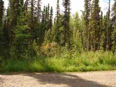 North Pole Residential Lots & Land For Sale: Nhn Athena Circle North