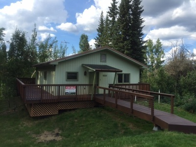 Fairbanks AK Single Family Home For Sale: $174,000