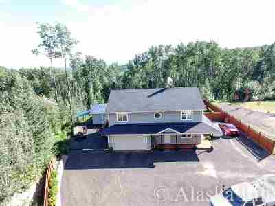 Fairbanks AK Single Family Home For Sale: $329,900